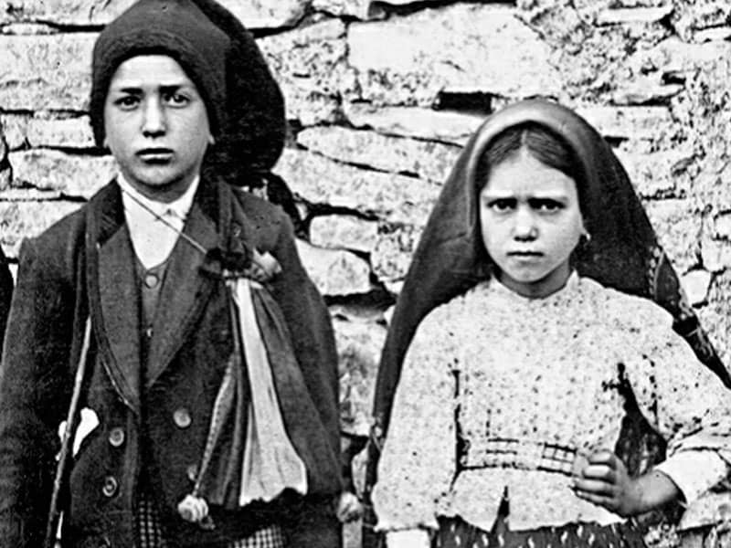 Blessed Jacinta and Francisco Marto (1910-1920; 1908-1919)