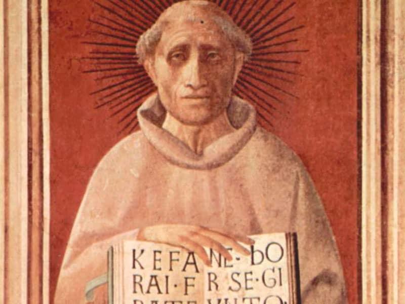 Blessed Jacopone da Todi (d. 1306)