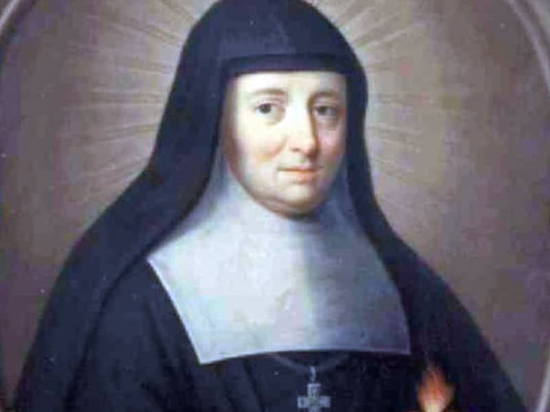 St. Jane Frances de Chantal (1562-1641)