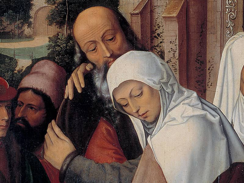 Sts. Joachim and Ann
