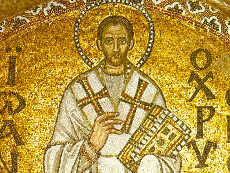 St. John Chrysostom (d. 407)