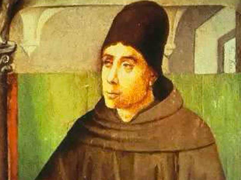 Blessed John Duns Scotus (c. 1266-1308)