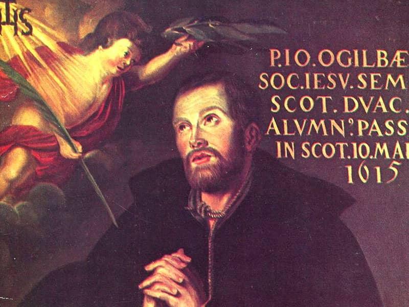 St. John Ogilvie (c. 1579-1615)