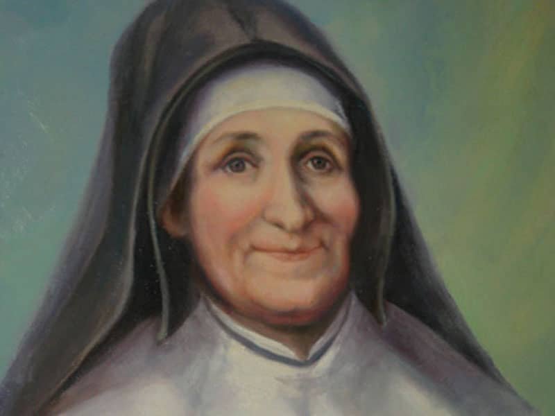 St. Julie Billiart (1751-1816)