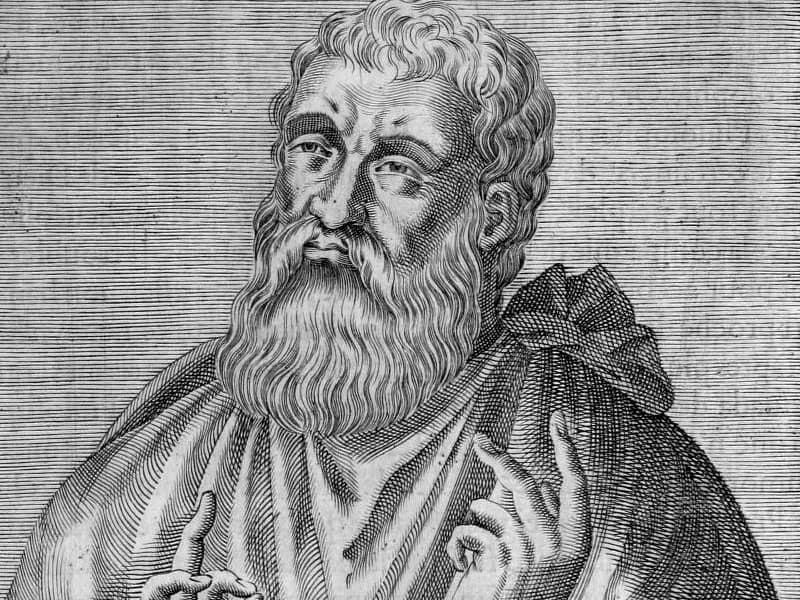St. Justin (d. 165)