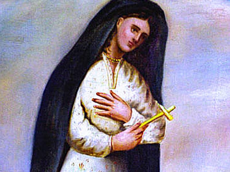 Blessed Kateri Tekakwitha (1656-1680)