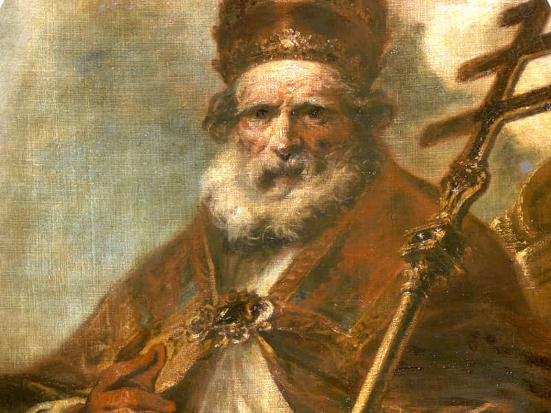 St. Leo the Great (d. 461)