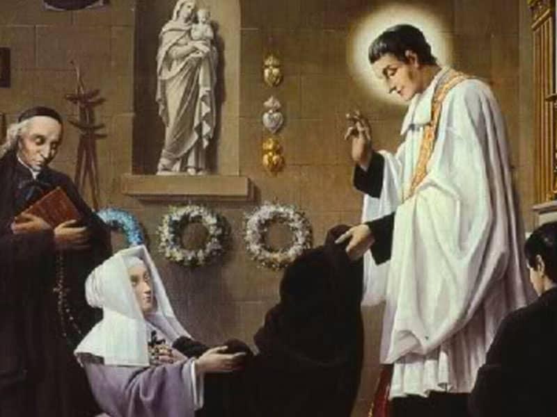 St. Louis Mary de Montfort (1673-1716)