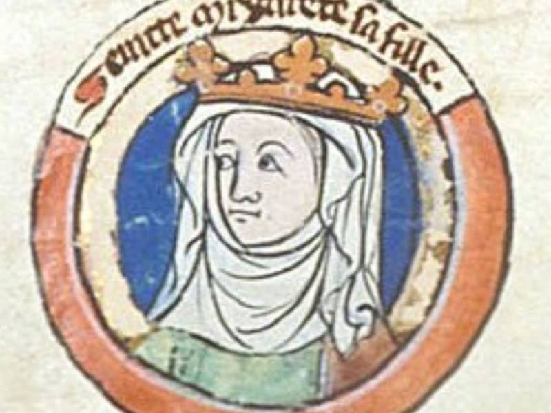 St. Margaret of Scotland (1050?-1093)