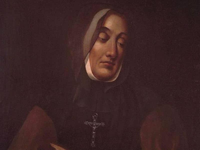St. Marguerite d'Youville (1701-1771)