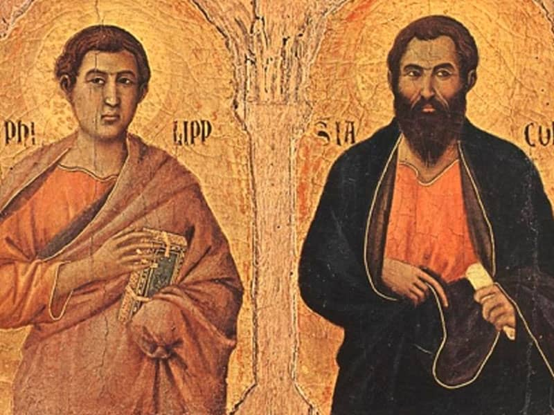 Sts. Marian and James (d. 259)