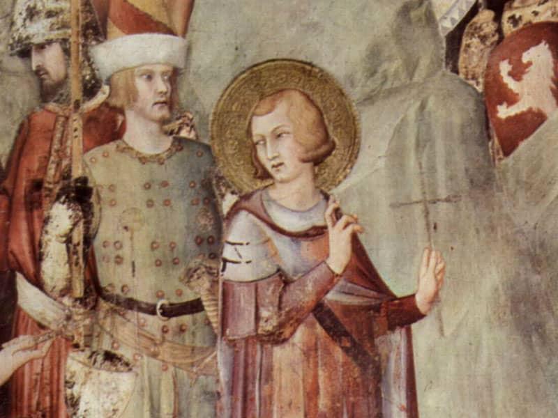 St. Martin of Tours (316?-397)