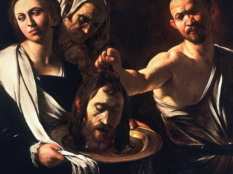 Martyrdom of John the Baptist