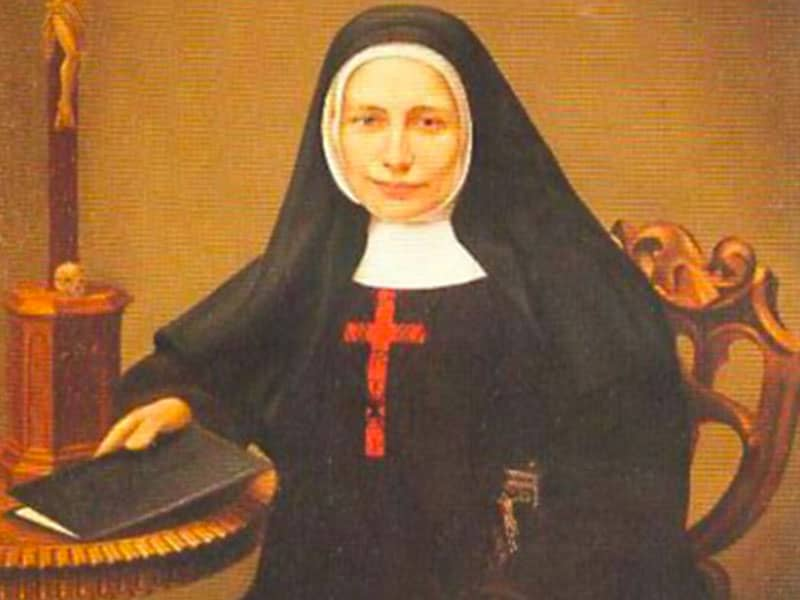Blessed Mary Frances Schervier (1819-1876)