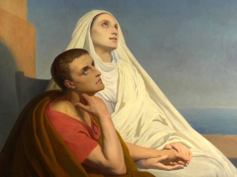 St. Monica (322?-387)