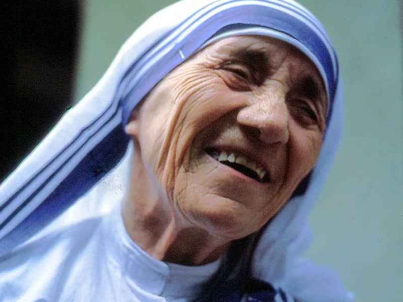 Blessed Mother Teresa of Calcutta (1910-1997)