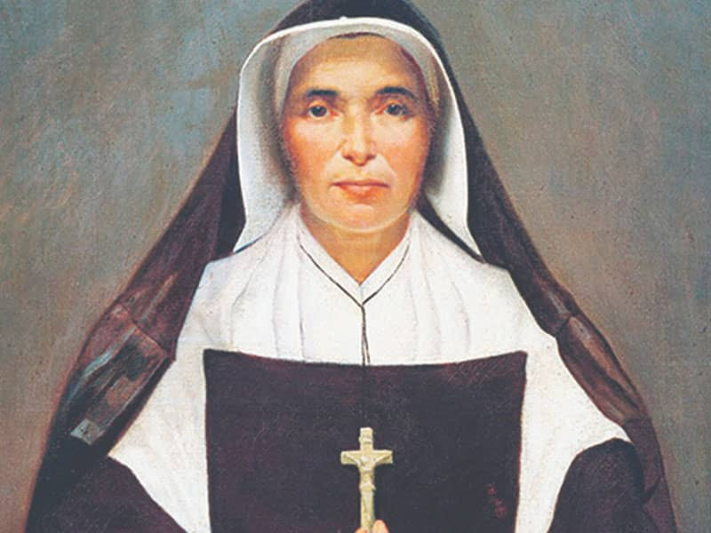 St. Mother Theodore Guerin (1798-1856)