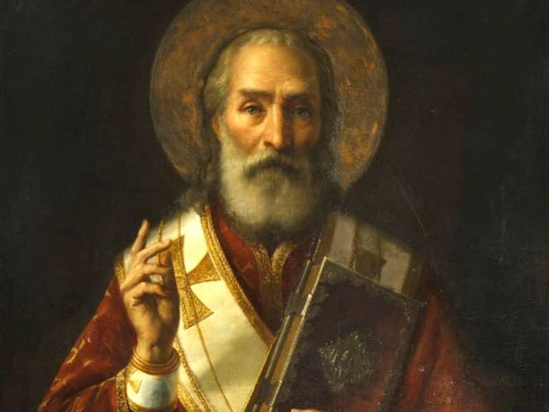St. Nicholas (d. 350?)