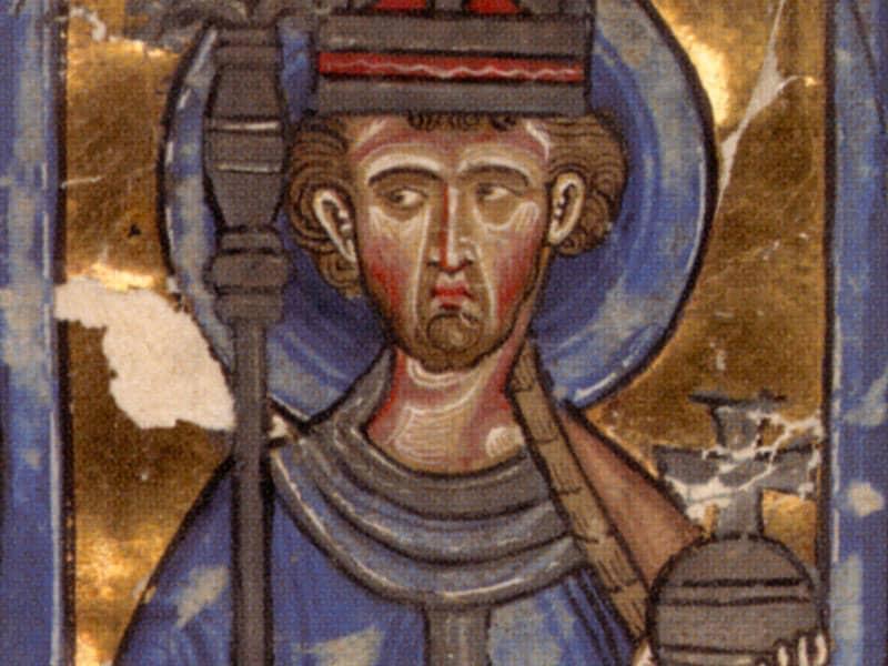 St. Oswald (d. 992)