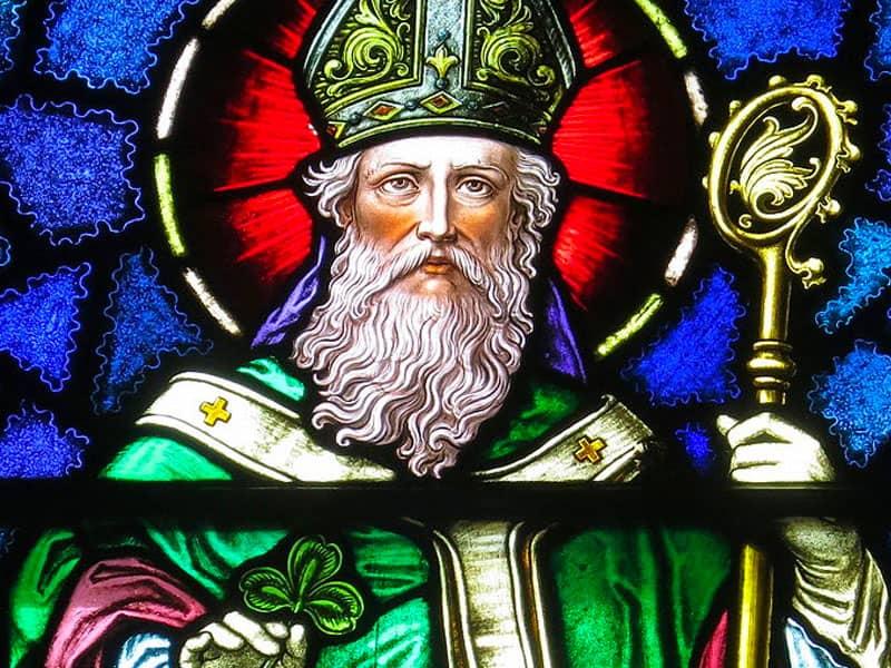 St. Patrick (415?-493?)