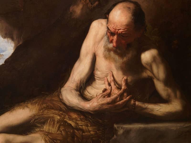 St. Paul the Hermit (c. 233-345)
