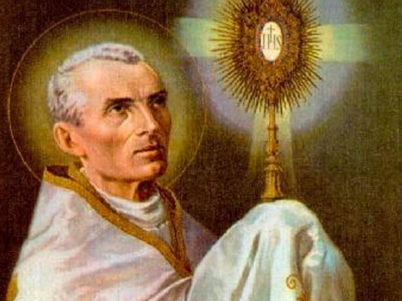 St. Peter Julian Eymard (1811-1868)