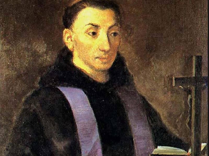 Blessed Rafal Chylinski (1694-1741)