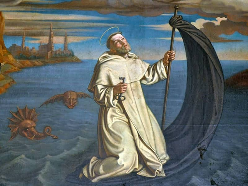 St. Raymond of Penyafort (1175-1275)