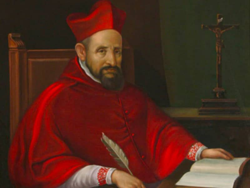 St. Robert Bellarmine (1542-1621)