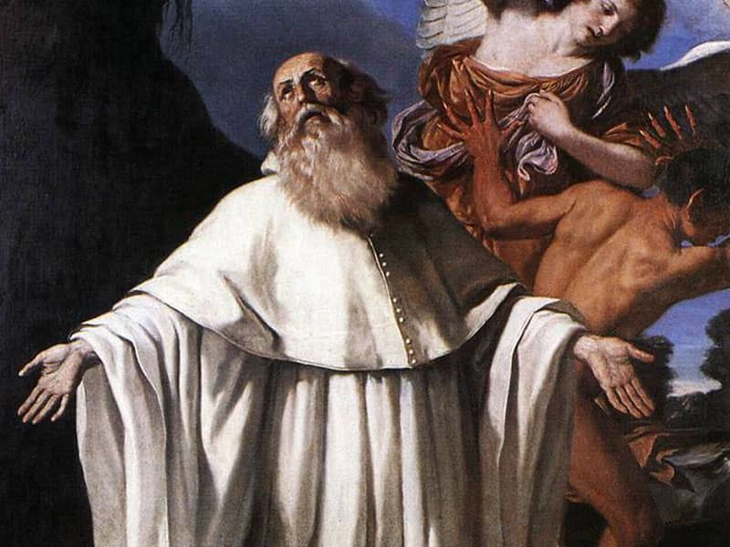 St. Romuald (950?-1027)