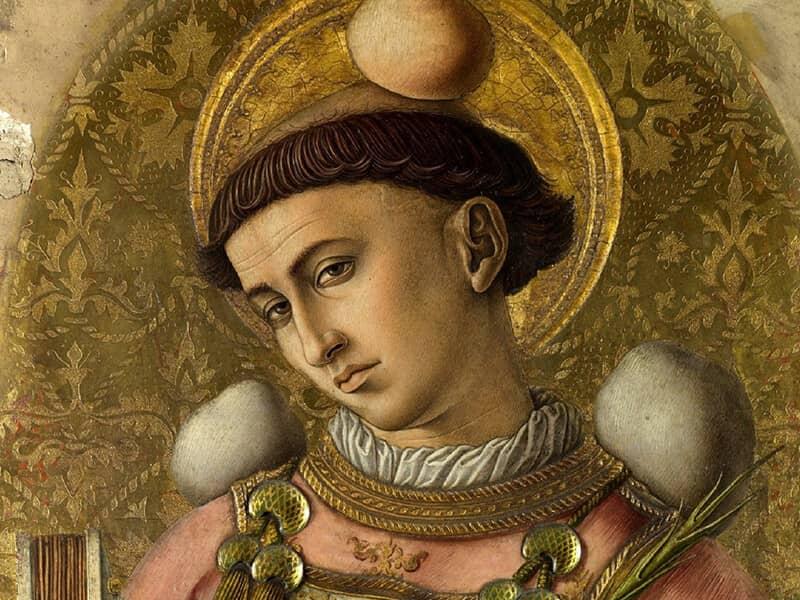 St. Stephen (d. 36 A.D.?)