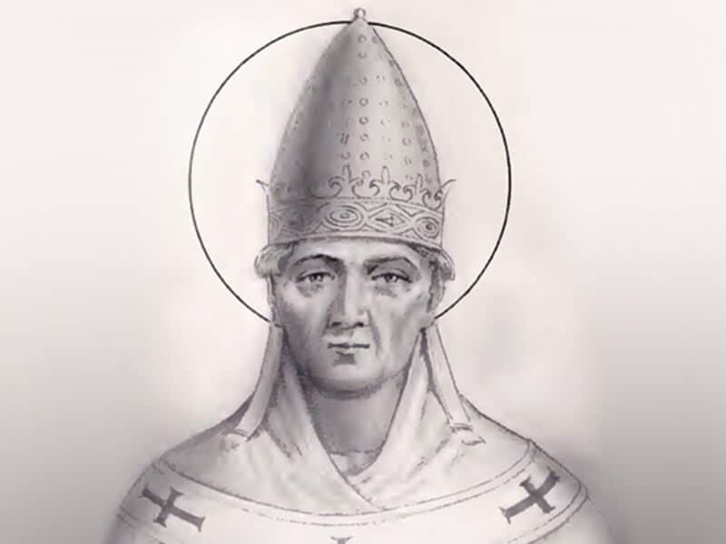 St. Sylvester I (d. 335)