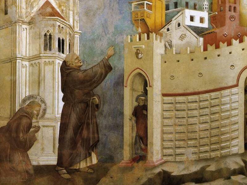 Servant of God Sylvester of Assisi (d. 1240)