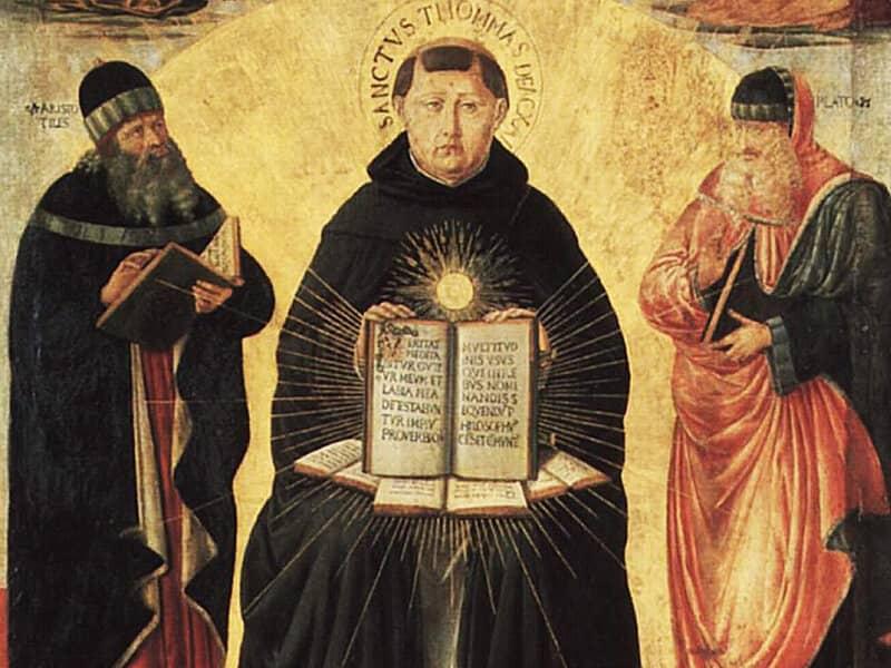 St. Thomas Aquinas (1225-1274)