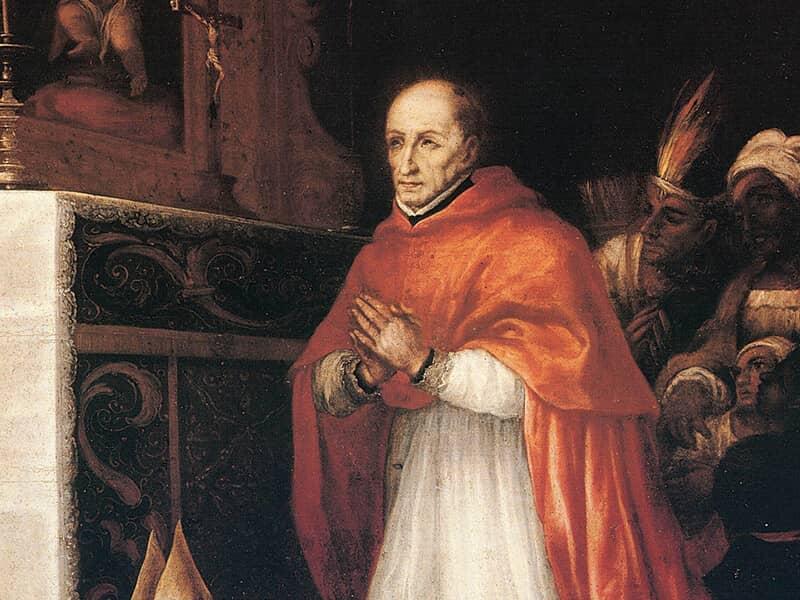 St. Turibius of Mogrovejo (1538-1606)