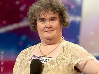 Susan Boyle: Lifting Us Up
