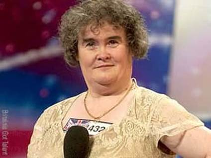 Susan Boyle: Lifting Us Up