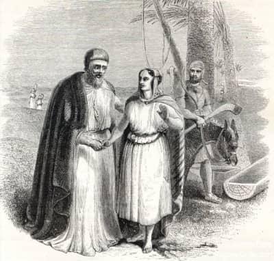 achsah, women in the Bible, fearless women in the Bible, Bible moms