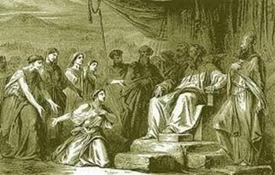 daughters of zelophad, women in the Bible, fearless women in the Bible, Bible moms
