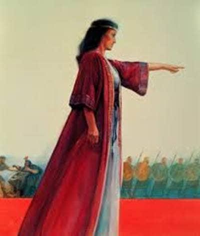 deborah, women in the Bible, fearless women in the Bible, Bible moms
