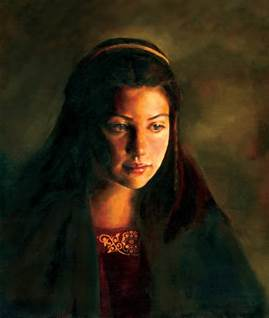 mary of bethany, women in the Bible, fearless women in the Bible, Bible moms