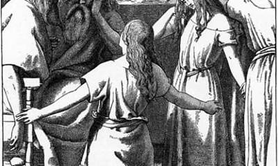 woman of the Bible, phillips daughters, women in prophecy