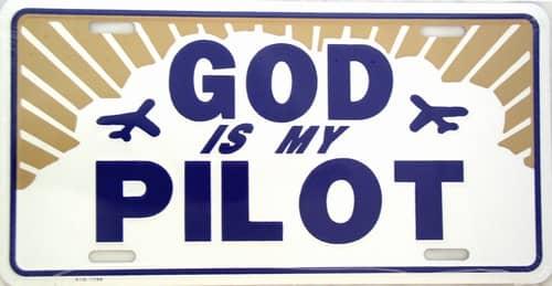 god is my pilot