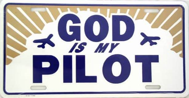 god is my pilot
