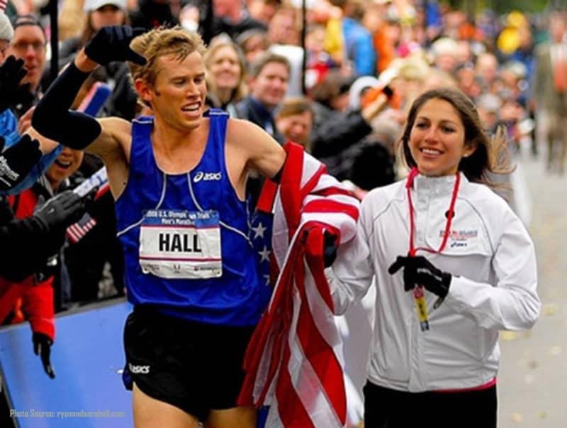 ryan hall, Christian olympians, olympic, Christian athletes