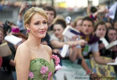 J.K. Rowling, Harry Potter, Should Christians Read Harry Potter