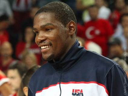 Christian Olympians, Kevin Durant, Christian Athletes