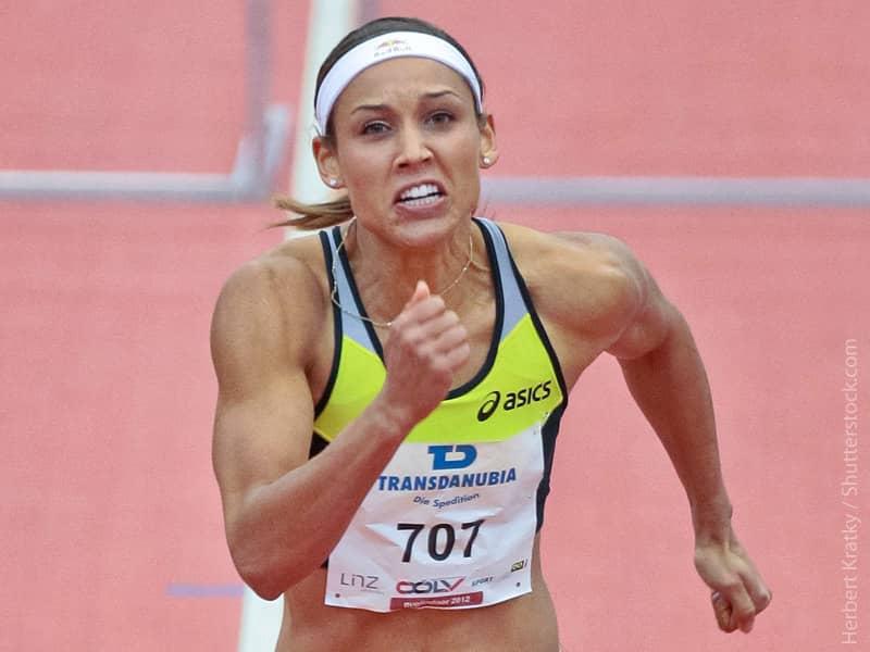 Christian Olympians, Lori Jones, Lolo Jones, Christian Athletes