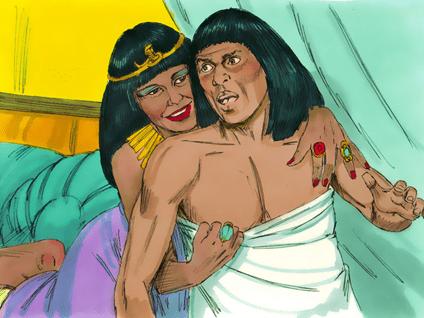 Joseph story, Bible story of Joseph