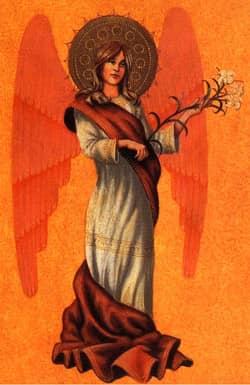 The Angel Of Forgiveness